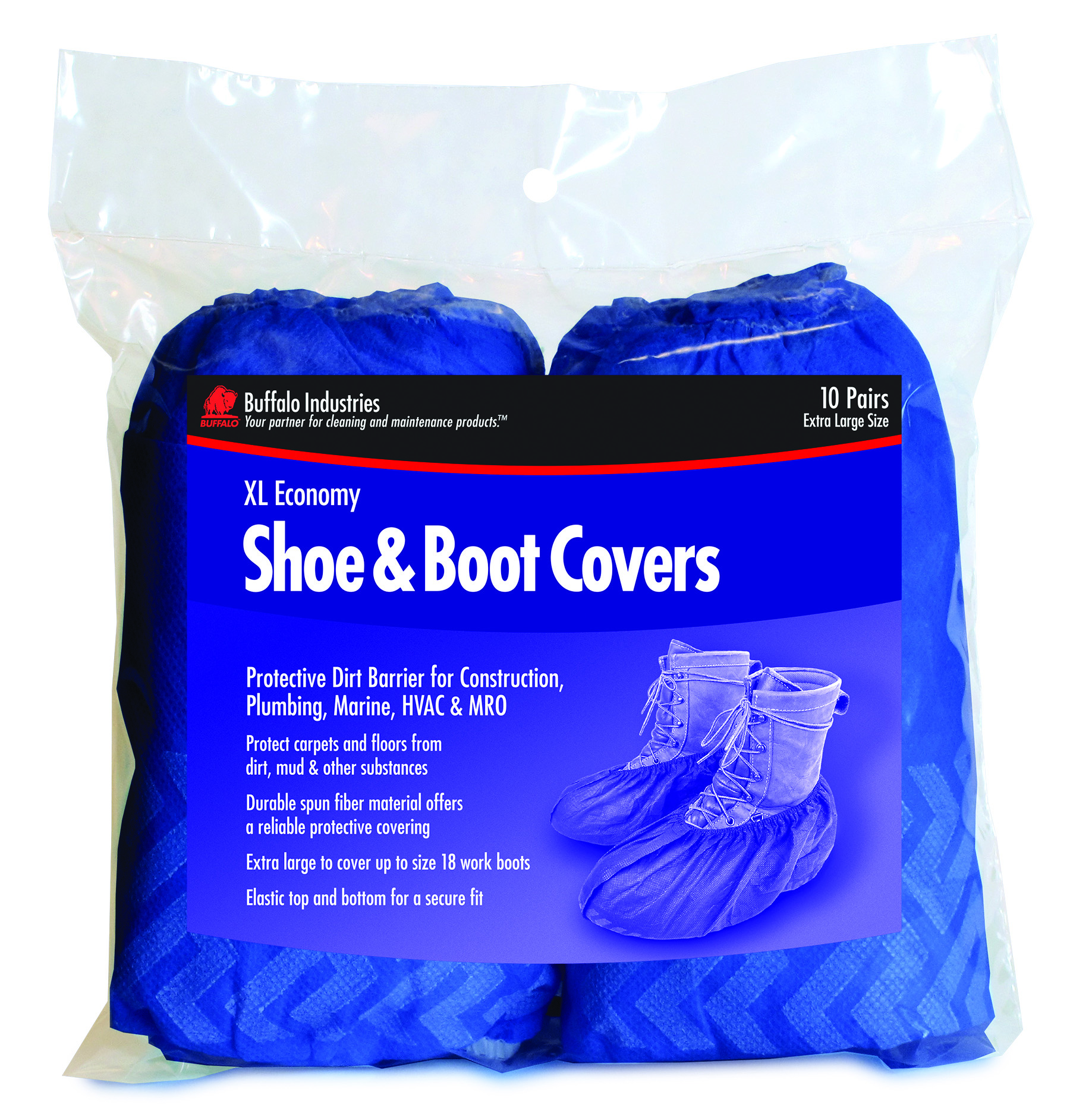 xl economy shoe and boot covers