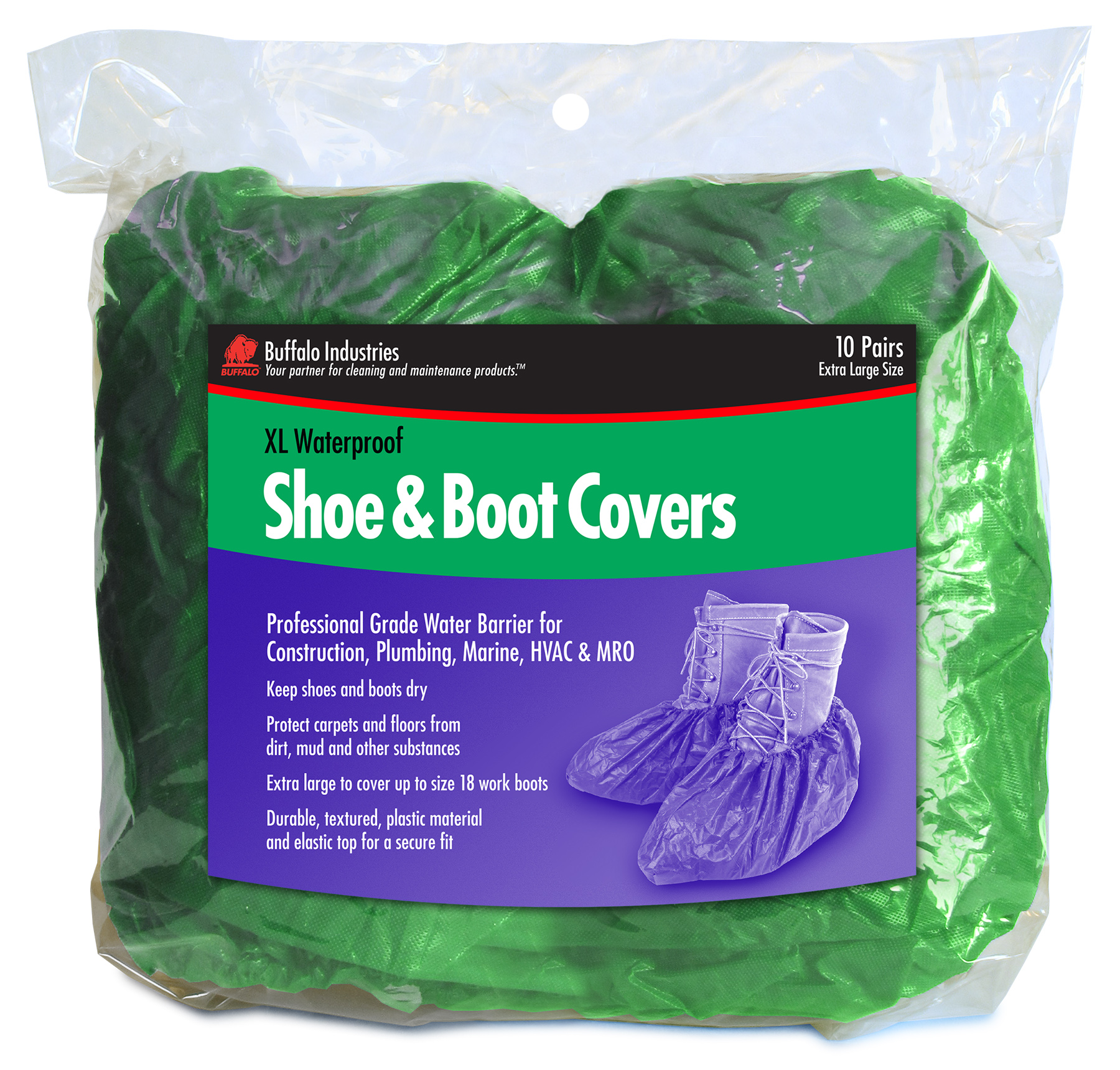 xl waterproof shoe and boot covers